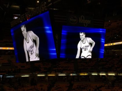 Pacer Tribute via Stephen Beard, IndyStar