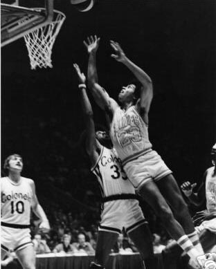 Colonels 73-74 HOme Ron King